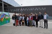 Estudiantes de Ing. Civil Biomédica de la U. de Valparaíso visitan el HEC