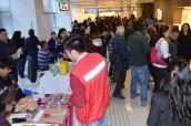 En el HEC se realizó la Primera Feria de Servicios y Organizaciones Comunitarias